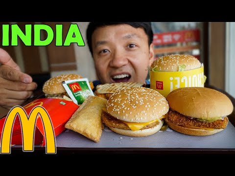 Xxx Mp4 Trying McDonald's Breakfast Lunch In INDIA 3gp Sex