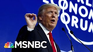 President Donald Trump Is Using A Phone Not Fully Secured: Report | Morning Joe | MSNBC