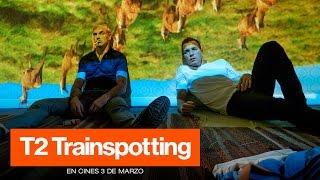T2 TRAINSPOTTING. Renton ha vuelto. En cines 3 de marzo.