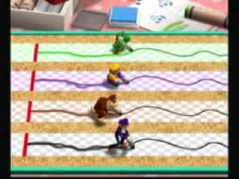 Mario Party 4 Best Minigames