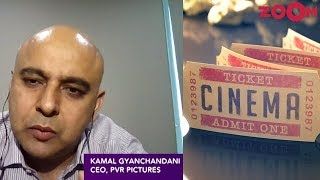 Kamal Gyanchandani, CEO of PVR Pictures, explains how GST reduction plan is being implemented