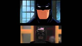 Lego Batman UTRH Comparison