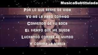 Thalía - Por Lo Que Reste de Vida (Letra)