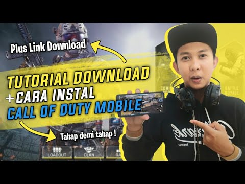 Xxx Mp4 TUTORIAL DOWNLOAD Amp CARA INSTAL CALL OF DUTY MOBILE 3gp Sex