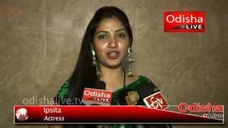 Ipsita - Ollywood Actress - Interview on 'Dharma' - Odia Movie