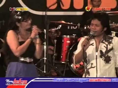 Om New METRO - JANDA KEMBANG - ASRI & WAWAN [ karaoke ]