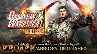 Dynasty Warriors: Unleashed Android Gameplay