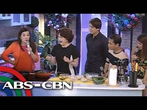 Cooking with Helen Gamboa Tilapia sa Gata updated
