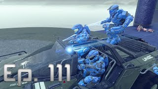 Halo 5 Funny and Lucky Moments Ep. 111
