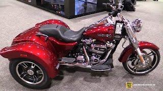 2017 Harley Davidson Freewheeler - Walkaround - 2017 Toronto Motorcycle Show