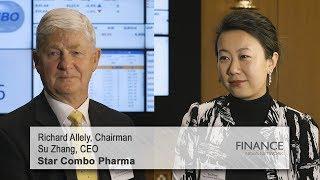 Star Combo Pharma (ASX:S66) lists on ASX