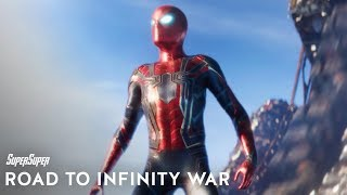 Road to Infinity War: Episode 16 | Spider-Man: Homecoming