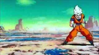 Goku and Vegeta vs Metal Cooler AMV