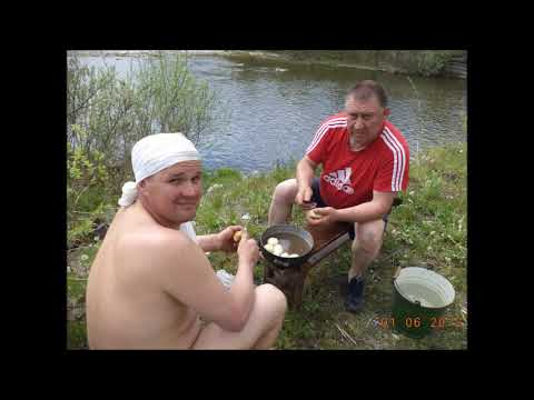таштагол рыбалка видео