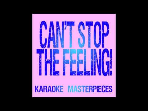 Download Can't Stop The Feeling! (Originally by Justin Timberlake) [Instrumental Karaoke] COVER