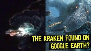The KRAKEN Found on Google Earth?