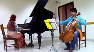 La Cinquantaine- Leyla Younes y Carlos Palacios