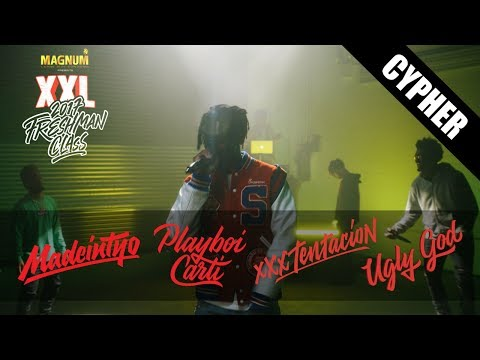 Xxx Mp4 Playboi Carti XXXTentacion Ugly God And Madeintyo S 2017 XXL Freshman Cypher 3gp Sex