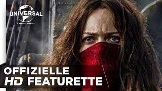 """Mortal Engines: Krieg der Städte Featurette """"Moving Cities"""" german / deutsch HD"""