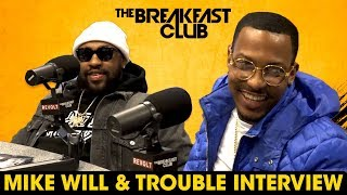 Mike Will & Trouble Talk Studio Sessions, Storytelling, Who Created Trap Music + More