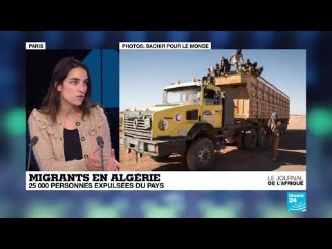 Xxx Mp4 Migrants En Algérie 25 000 Personnes Expulsées Du Pays 3gp Sex