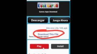 Bajar gratis cualquier aplicacion android (APK)