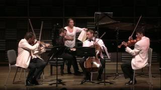 Leonardo Colafelice-- Final Round, Phase One: Chamber Music
