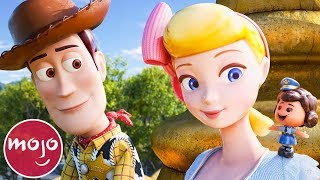 Top 10 Behind the Scenes Facts About Toy Story 4