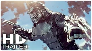 TEENAGE MUTANT NINJA TURTLES 2 All Trailer + Clips | Out Of The Shadows | 2016