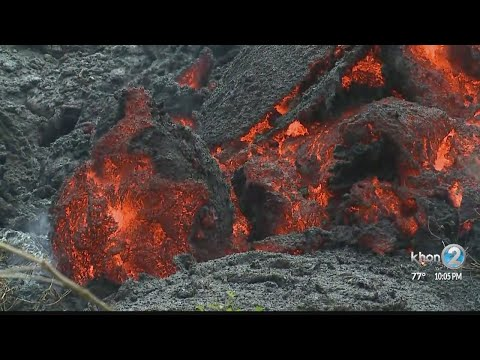 17th fissure opens near Puna Geothermal Venture; Parks vacation rentals required to close