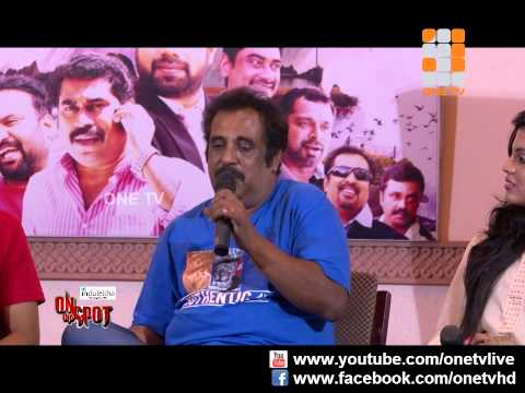 Interview With ! Iniya ! Ravindran ! Sudheer ! On The Spot  ! One TV  ! Part 01
