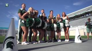 MSU Football Meet The Spartans