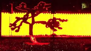 U2-The Joshua Tree Tour (Full Concert) @ Rose bowl, Los Angeles, May 20, 2017