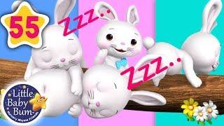 Sleeping Bunnies | + More Nursery Rhymes & Kids Songs | Songs For Kids | Little Baby Bum