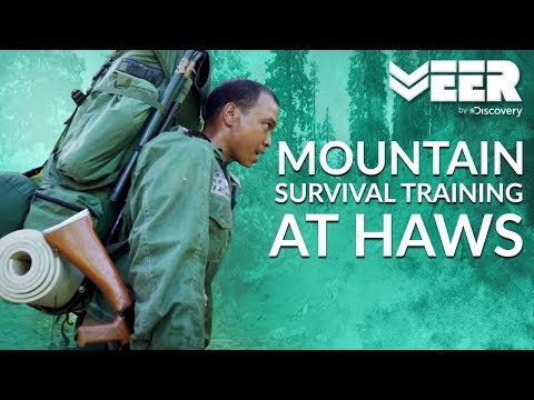 Xxx Mp4 Mountain Survival Training For Indian Army Soldiers HAWS E1P2 Veer By Discovery 3gp Sex