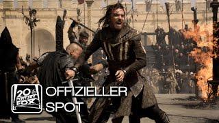 Assassin's Creed | Die Party fängt an Spot | German Deutsch HD (2016)