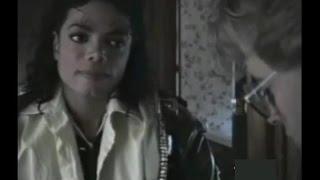 Michael Jackson en el Backstage de Speed Demon - Sub. Español