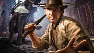 Indiana Jones and the Staff of Kings Full Movie All Cutscenes