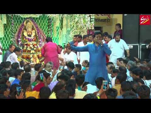 Mera Shyam Aa Jata Mere Samne By Mayank Aggarwal ( Khatu , Kala Bhavan , 22.08.2018 )