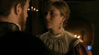 Empress Isabella learns she is pregnant again (Carlos, rey emperador)
