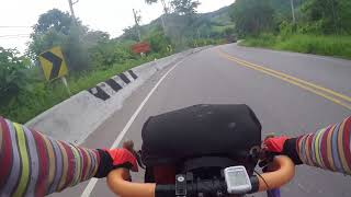 Thailand Mountain DOWNHILL (No Music)