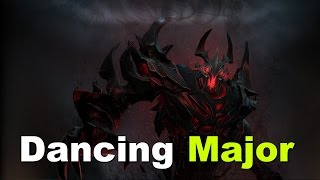 Dancing Fiend swag - Unknown LGD Major Dota 2