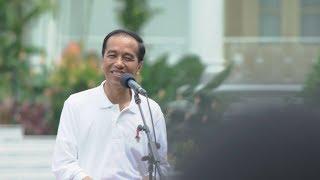 LINE Sticker  x Presiden Jokowi edisi Sumpah Pemuda