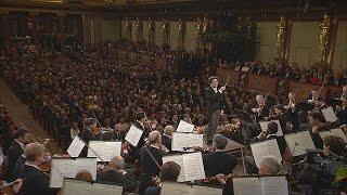 Vienna: il rito del concerto di capodanno con Gustavo Dudamel - musica