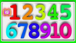 Cook and Learn numbers. 3D Cartoons for children Video for kids