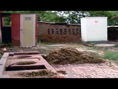 'Toilet for all' remains a dream in PM Modi's model village