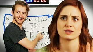 CoWorkers Try to Draw All 50 States