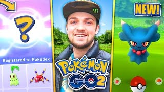 SUPER RARE *GEN 2* SPAWNS (CRAZY!) - Pokemon GO (NEW POKEMON)!