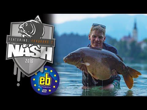 Nash 2016 Carp Fishing DVD + Eurobanx 2 Alan Blair Full Movie