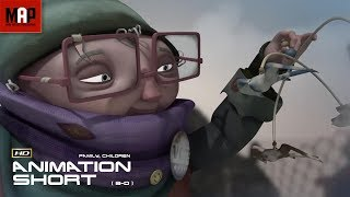 "CGI 3D Animated Short Film ""TREASURE"" - Inspiring Animation by Chelsea Bartlett & Ringling College"